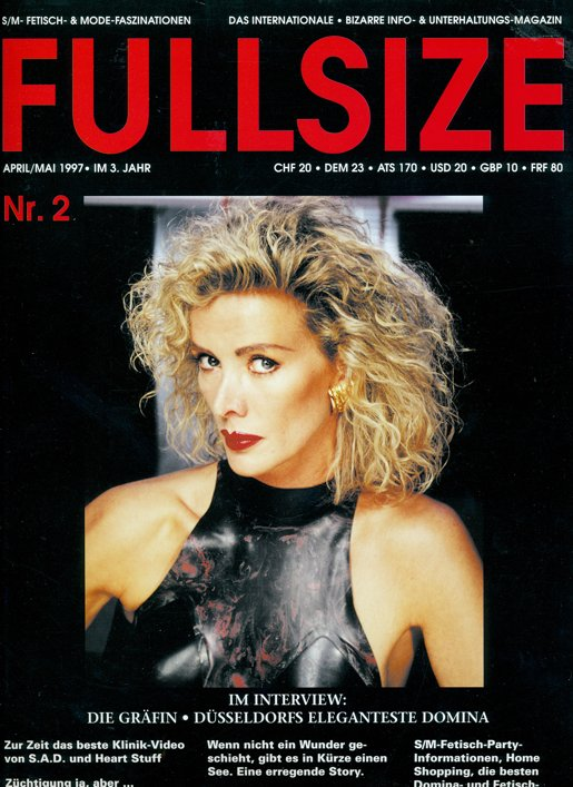 Magazines Collection Fashion Nails 4 Et 5: Vintage Girlie Magazines
